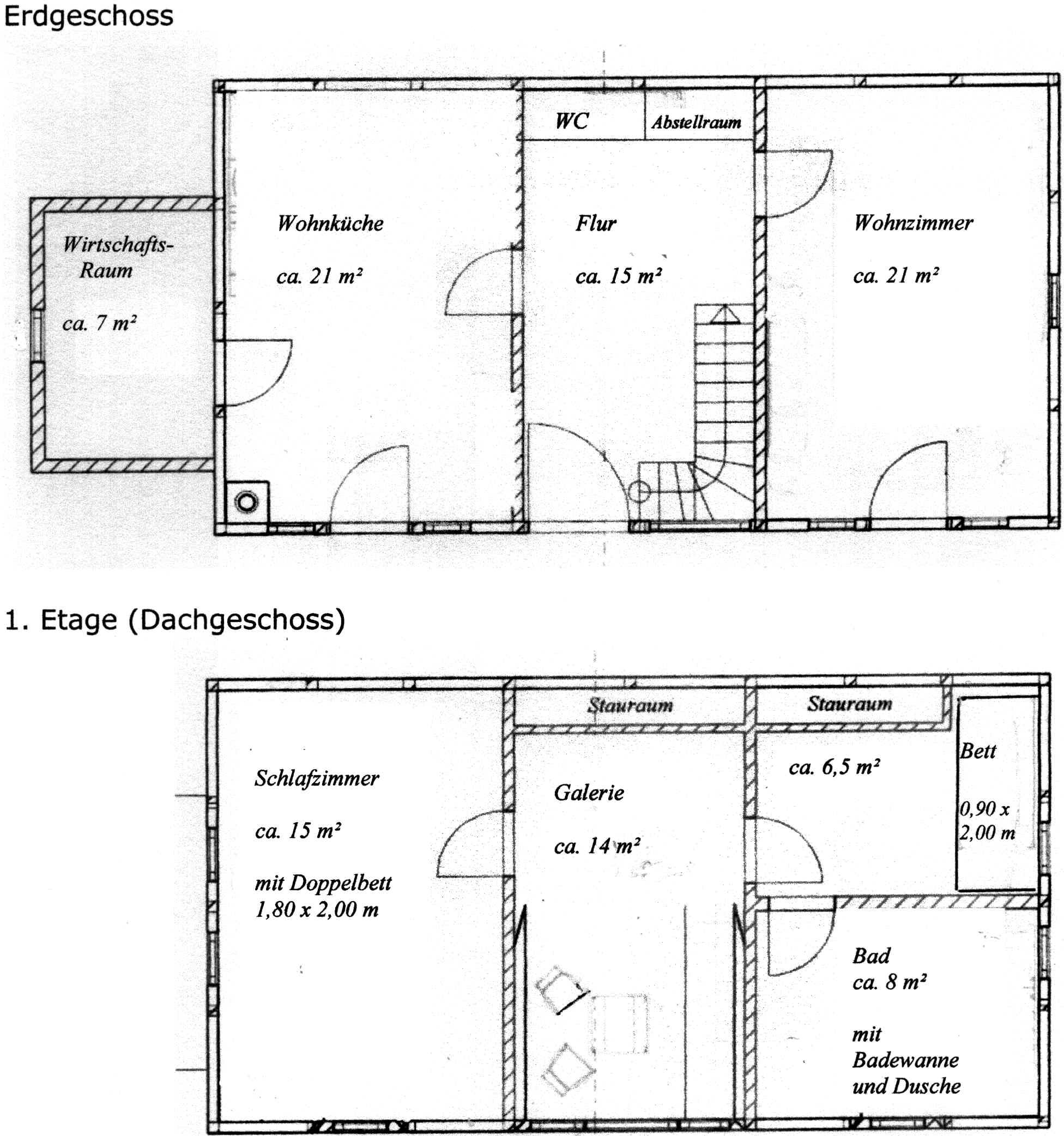Grundriss - Fachwerkhaus an der Wasserburg size: 1952 x 2084 post ID: 5 File size: 0 B